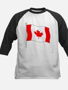 Canada Flagpole Tee