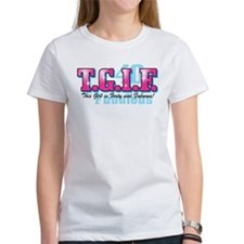 TGIF 40th Birthday Tee