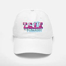 TGIF 40th Birthday Baseball Baseball Cap