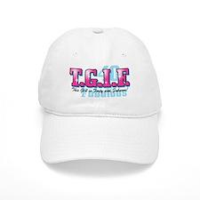 TGIF 40th Birthday Baseball Cap