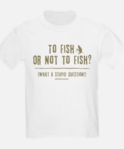 To Fly Fish T-Shirt