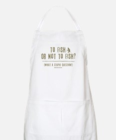 To Fly Fish BBQ Apron