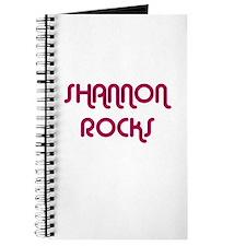 SHANNON ROCKS Journal