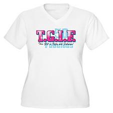 TGIF 50th Birthday T-Shirt