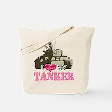 Unique Tanker Tote Bag