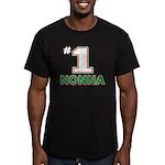Nonna Men's Fitted T-Shirt (dark)