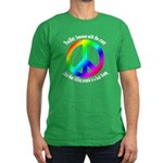 Crazy Pacifist T-shirt Made in the USA