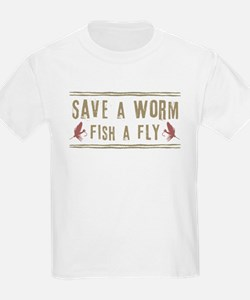 Save a Worm T-Shirt