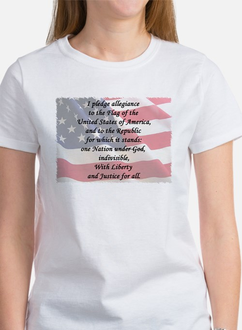 The Pledge Women's T-Shirt