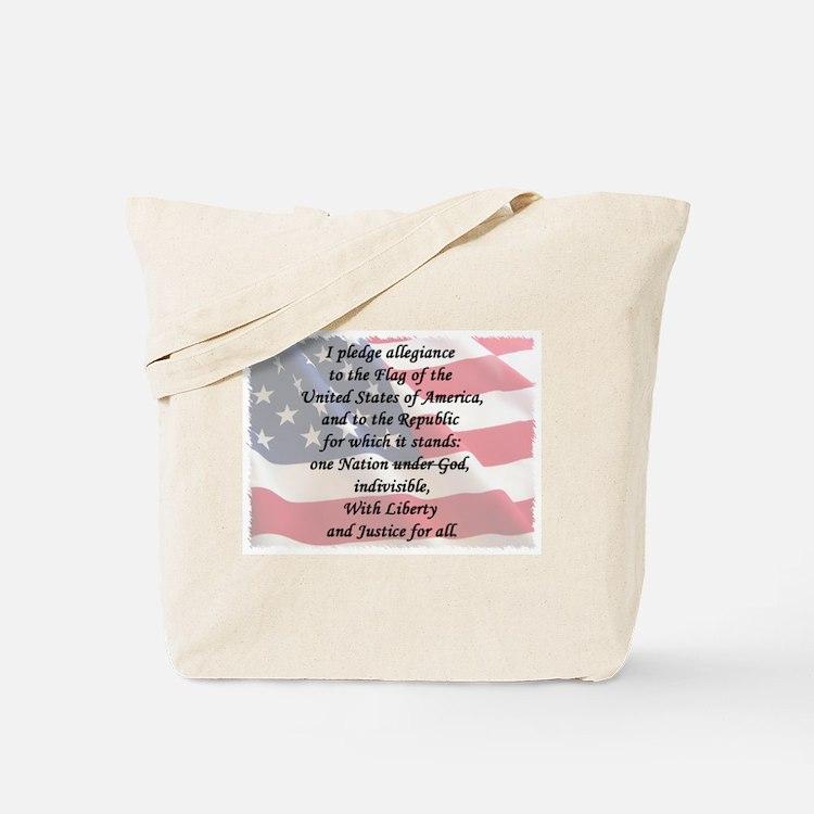 The Pledge Tote Bag