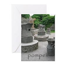 Pompeii Bakery Greeting Cards (Pk of 10)