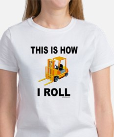 FORKLIFT OPERATOR Tee
