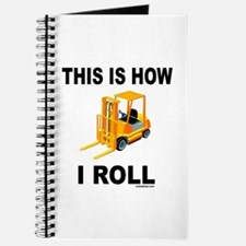 FORKLIFT OPERATOR Journal