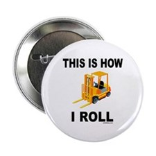 "FORKLIFT OPERATOR 2.25"" Button"