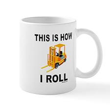 FORKLIFT OPERATOR Mug