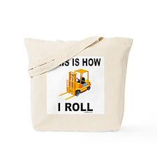 FORKLIFT OPERATOR Tote Bag