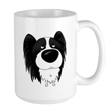 Big Nose/Butt Papillon Mug