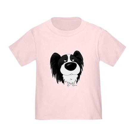Big Nose/Butt Papillon Toddler T-Shirt