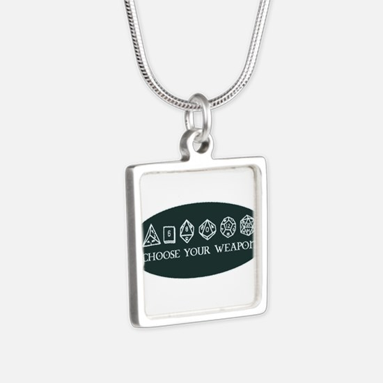 Retro gaming - choose your weapon Necklaces