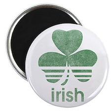 Vintage Irish Logo Magnet