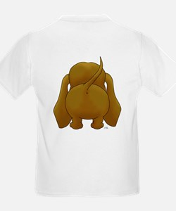Big Nose/Butt Dachshund T-Shirt