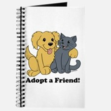 Adopt a Friend! Journal