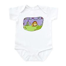 Baby Lion Infant Bodysuit