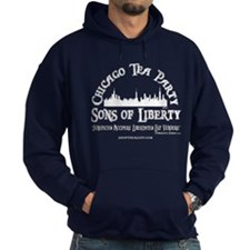 Chicago Tea Party Hoodie