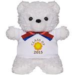 Sunflower Class Of 2015 Teddy Bear