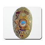 CRIT Police Mousepad