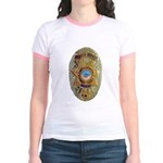 CRIT Police Jr. Ringer T-Shirt