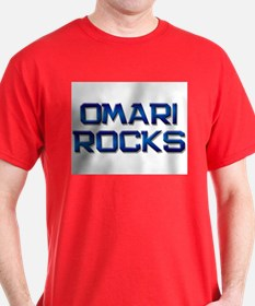 omari rocks T-Shirt