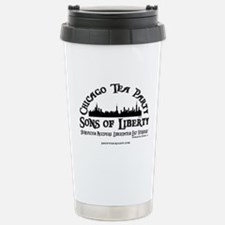 Chicago Tea Party Travel Mug