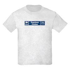 Chicken, Alaska T-Shirt