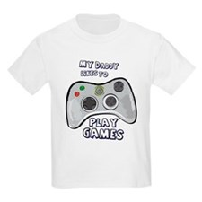 Daddy Plays Games! T-Shirt