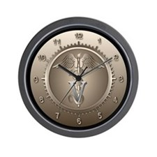 Veterinary Wall Clock