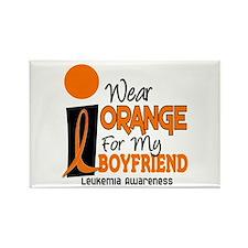 I Wear Orange For My Boyfriend 9 Leukemia Rectangl