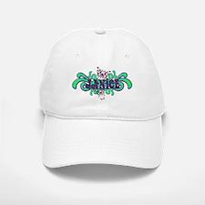 Janice's Butterfly Name Baseball Baseball Cap