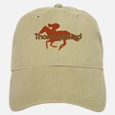 Thoroughbred Horse Baseball Baseball Cap