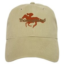 Thoroughbred Horse Baseball Cap