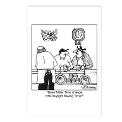 Miller Time & DST Postcards (Package of 8)