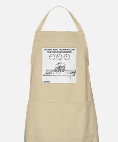 Never Change to DST BBQ Apron