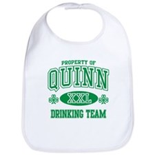 Quinn Irish Drinking Team Bib