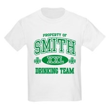 Smith Irish Drinking Team T-Shirt