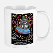 DST & the Space Time Continuum Mug