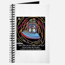 DST & the Space Time Continuum Journal