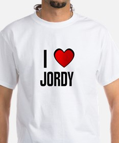 I LOVE JORDY Shirt