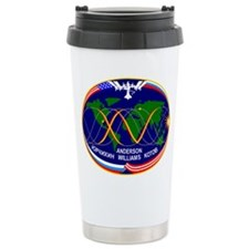 Expedition 15 B Ceramic Travel Mug