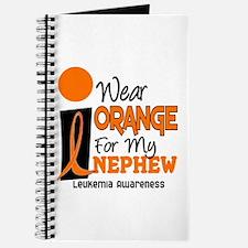 I Wear Orange For My Nephew 9 Leukemia Journal