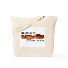 Cute Pork Tote Bag